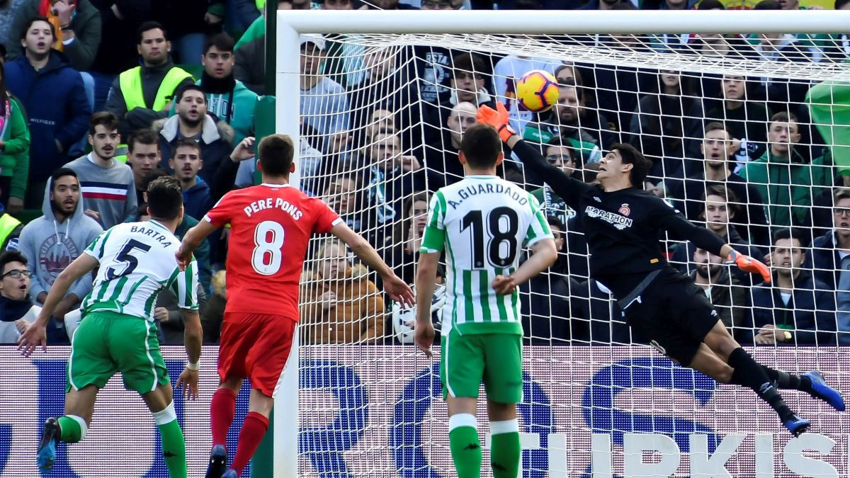 Drama na Benito Villamarinu: Betis golom iz penala pobijedio Gironu