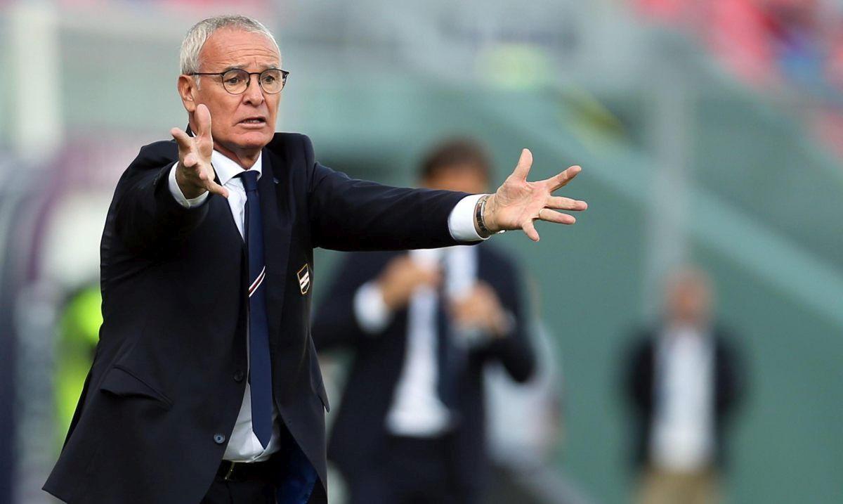 Ranieri morao prekinuti trening Sampdorije, razlog je tuča igrača