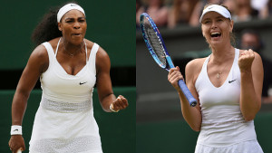 Sestre Williams i Sharapova sudionice virtualnog teniskog turnira