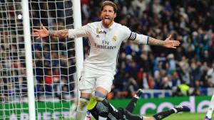 Sergio Ramos je ove sezone efikasniji od velikog broja napadača među kojima je i Edin Džeko