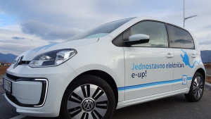 Test Volkswagen e-Up