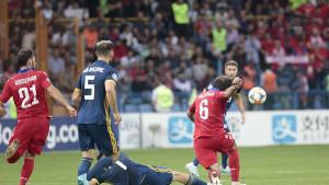 Mkhitaryan zakucao loptu u našu mrežu za vjerovatni kraj nadanja