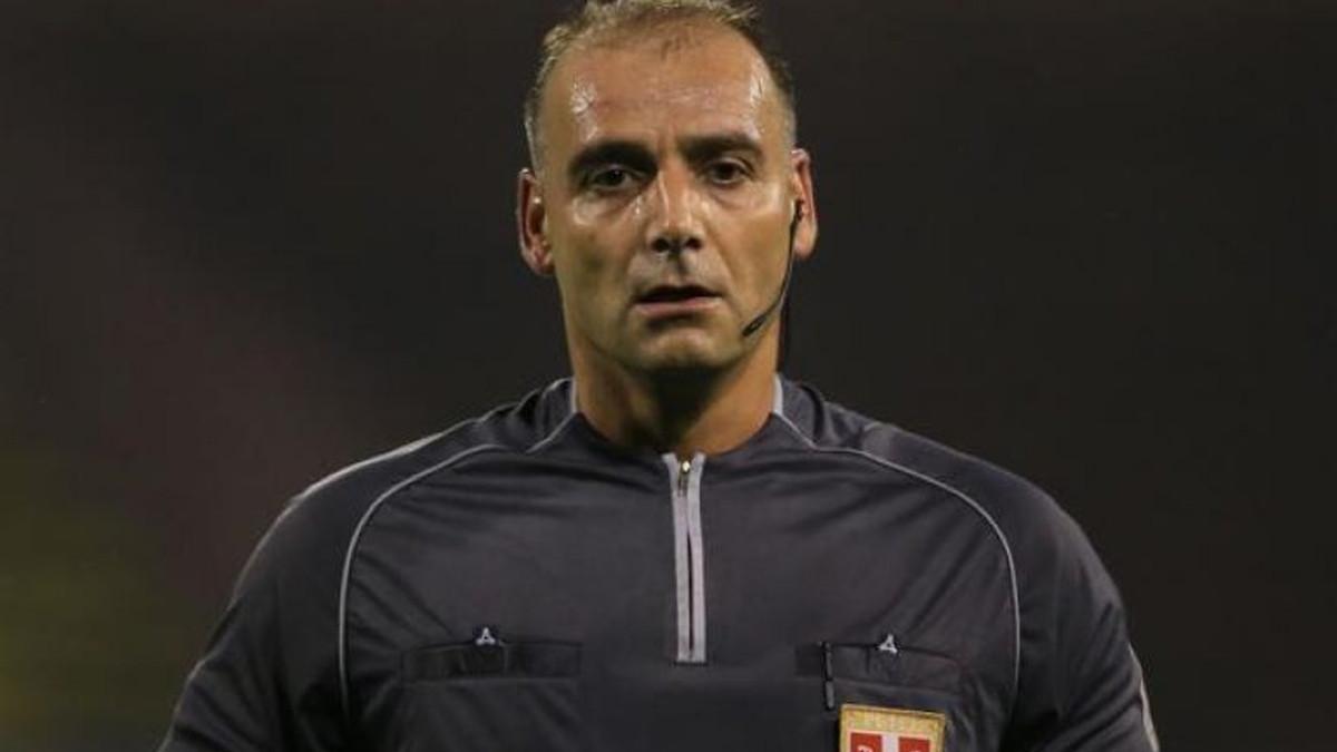 Uhapšen sudac koji je dosudio skandalozan penal za Spartak