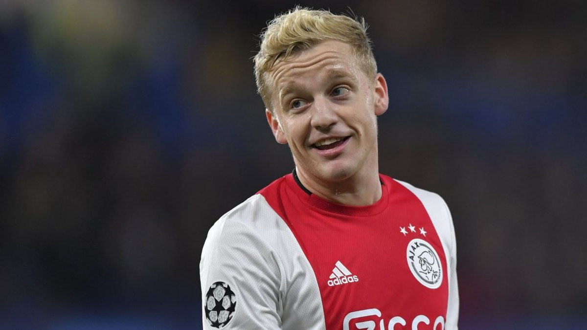 Van de Beek saigračima otkrio ime svog novog kluba
