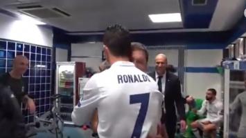 Saigrači nagradili Ronalda za sjajnu igru protiv Bayerna