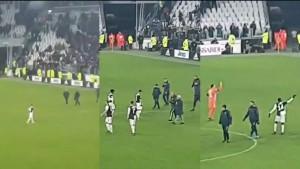 Tenzije među igračima Juventusa: Trojica odbila pozdraviti navijače