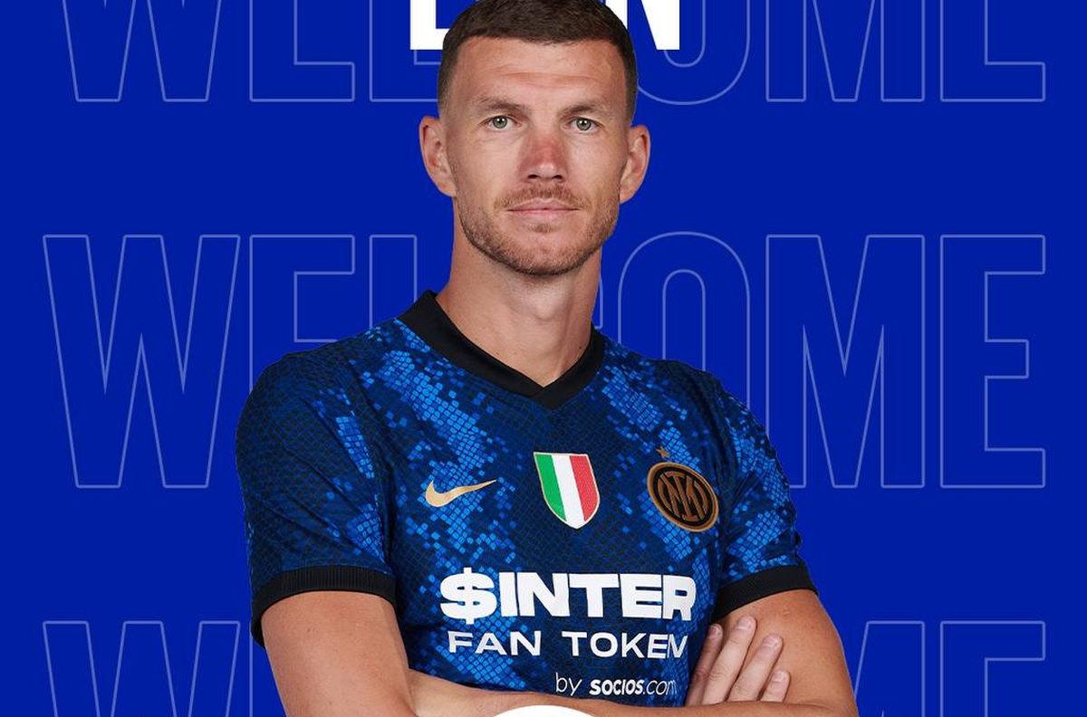 Edin Džeko potpisao za Inter!