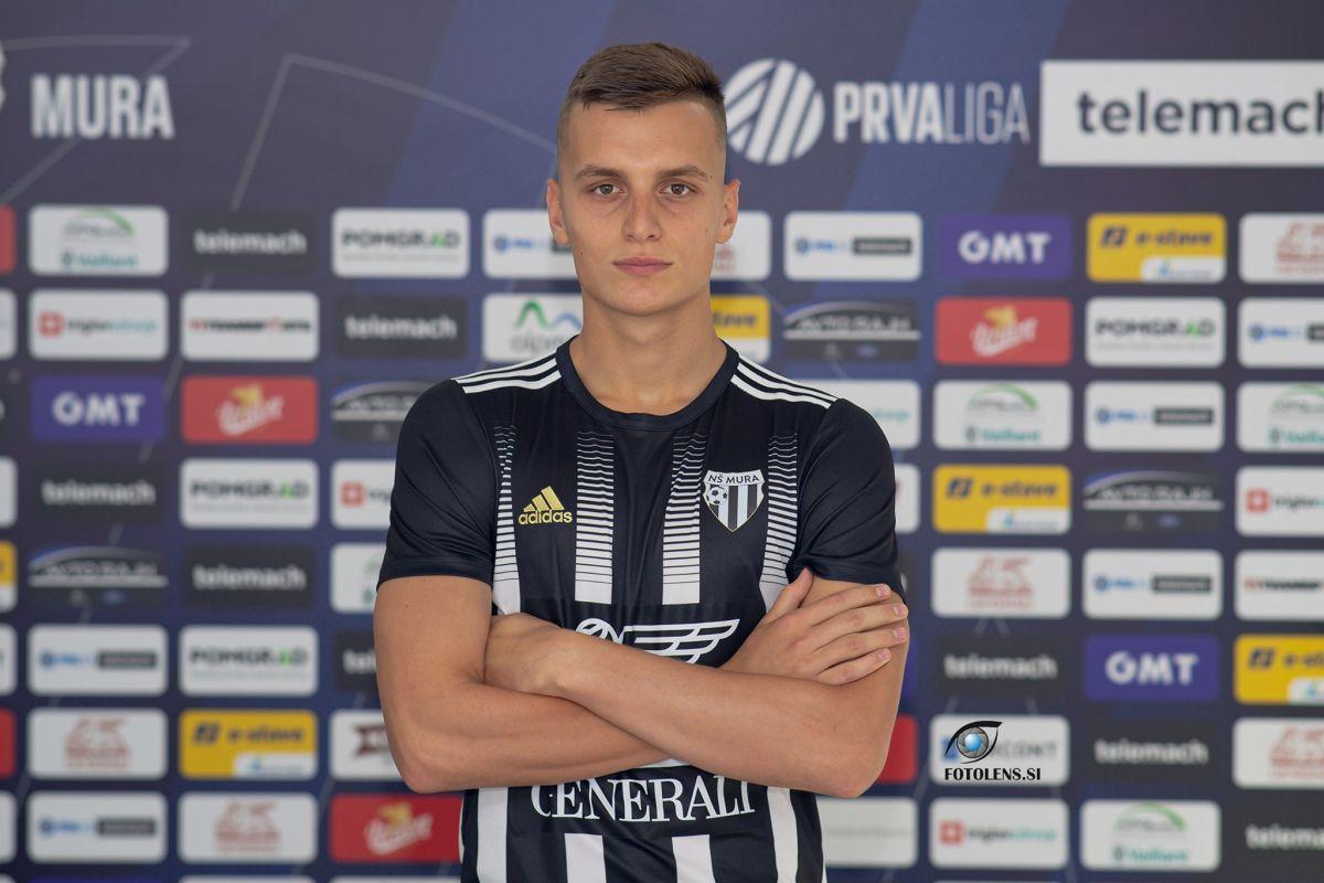 Azur Mahmić i zvanično novi igrač Mure