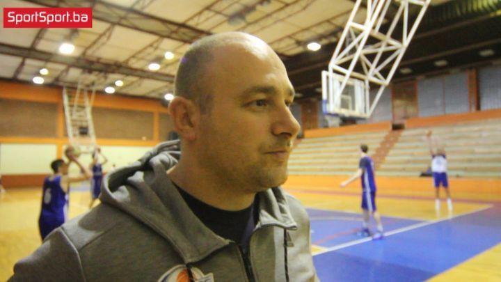 Admir Prašović sjeda na klupu kadetske reprezentacije BiH