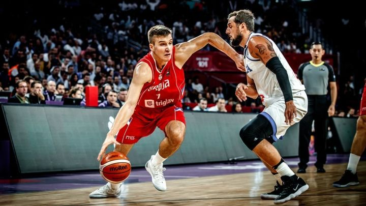 Italija nemoćna protiv Srbije: Orlovi u polufinalu EP