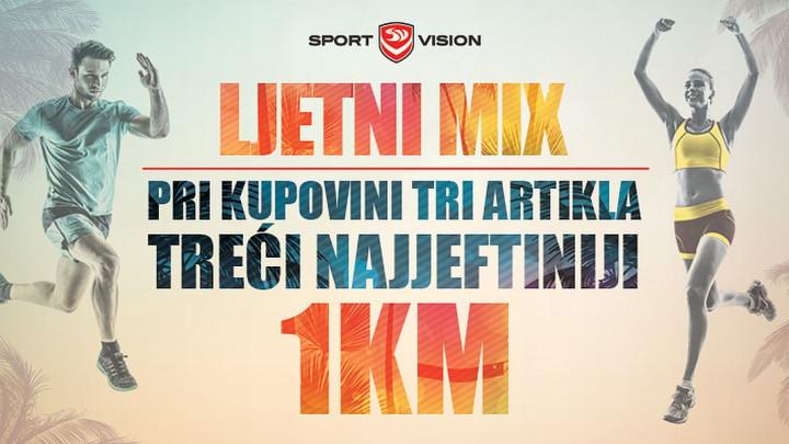 Sport Vision Ljetni Mix