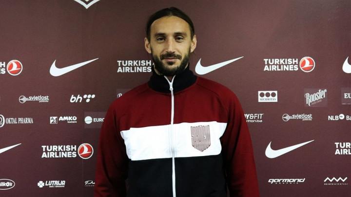 Ahmetović ostaje u FK Sarajevo do ljeta 2021. godine