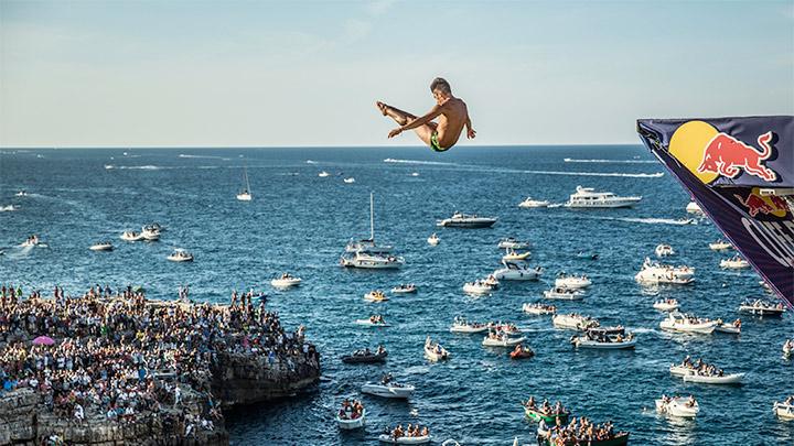 Red Bull Cliff Diving: Svjetsko prvenstvo se nastavlja