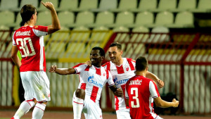Zvezda nakon drame izbacila Spartak, protiv Salzburga za grupnu fazu