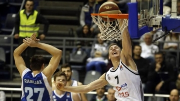 Vrabac na čelu Partizanove TOP 5 liste