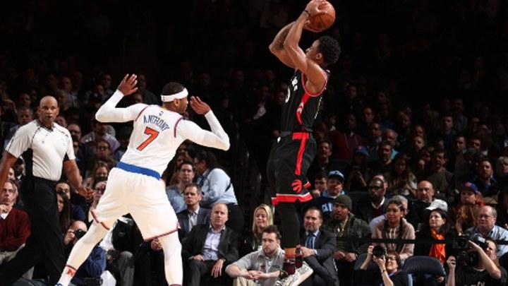 Warriorsi do 50. pobjede, DeRozan srušio Knickse