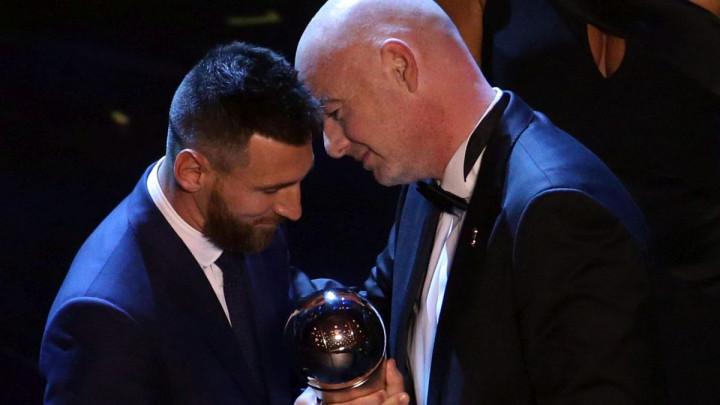 Je li FIFA lažirala izbor Lionela Messija? Fudbalski radnici u nevjerici zbog glasova!