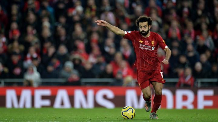 Magija Salaha kod drugog gola Liverpoola!