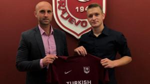 Prvi potpis na Koševu nakon historijske sezone