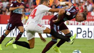 Denis Suarez pokvario slavlje Sevilli