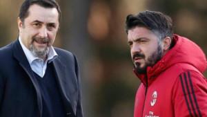 Bivši sportski direktor Milana: Uprava je odlučivala ko će igrati kada je Gattuso vodio tim
