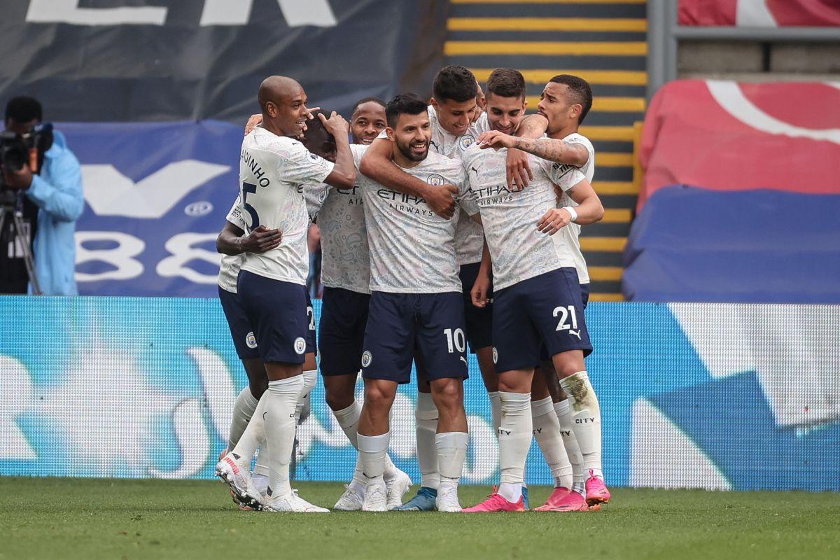 Manchester City na korak od titule prvaka Engleske, odlična utakmica Aguera