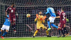 Napoli iskoristio kiks Intera i preuzeo lidersku poziciju
