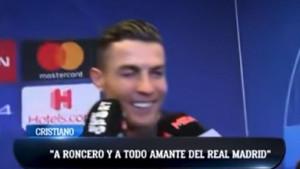 Ronaldo nakon spektakularne pobjede imao poruku za Realovce