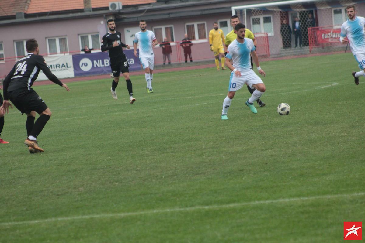 Miloš Stojčev postigao spektakularan gol protiv Partizana