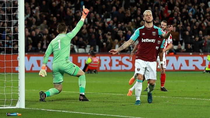 Carroll, Crouch i Hartova greška za remi West Hama i Stokea