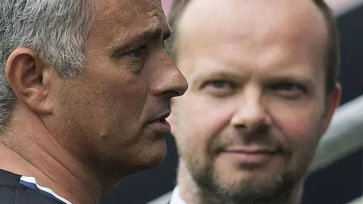 "Mourinho i Woodward su u ""ratu"" nekoliko sedmica zbog Anthonyja Martiala"