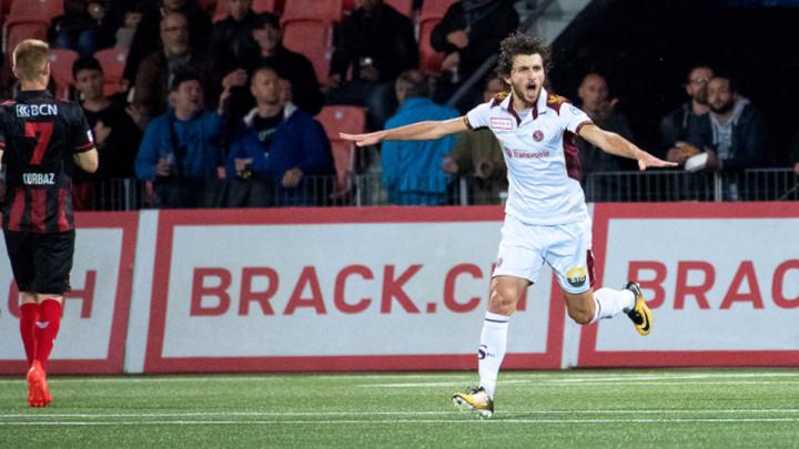 Miroslav Stevanović pogodio u pobjedi Servettea nad Baselom