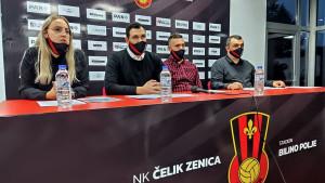 Predsjednik NSZDK zasukao rukave: Prva aktivnost je posjeta i razgovor s čelnicima NK Čelik