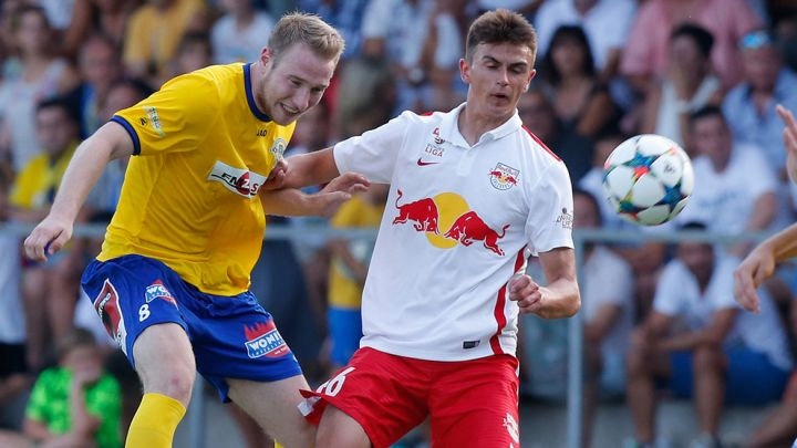 Prevljak zabio, Salzburg u osmini finala ÖFB Kupa