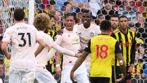Mourinhov United se probudio, slavio i protiv Watforda uz veliku pomoć De Gee