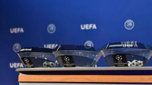 Poznati svi parovi prvog kola kvalifikacija za Ligu prvaka