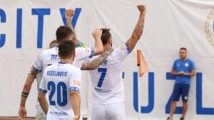 FK Željezničar izjednačio niz FK Sarajevo