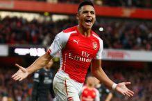 Alexis: Ne želim da idem iz Arsenala