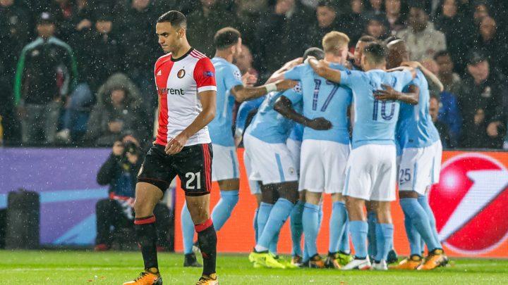 City pregazio Feyenoord, Shakhtar bolji od Napolija