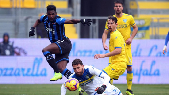 Petarda Atalante kod Frosinonea i čak četiri gola Zapate
