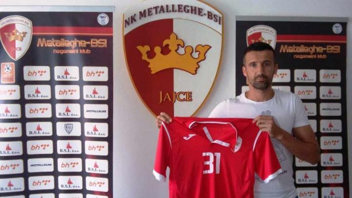 Armin Kapetan novo pojačanje NK Metalleghe BSI