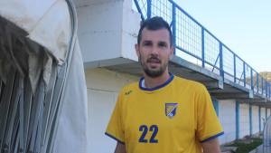 Armin Mujčić: Nadam se da je ovaj bod početak naših boljih igara i rezultata