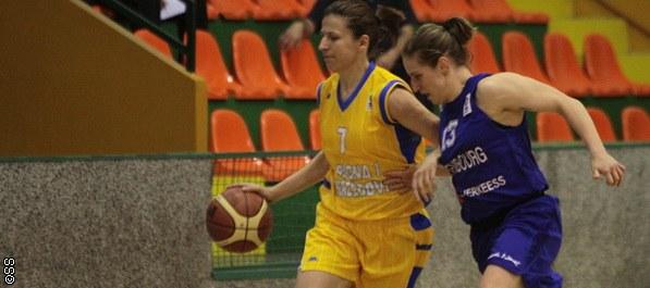 Bh. košarkašice lako sa Luksemburgom