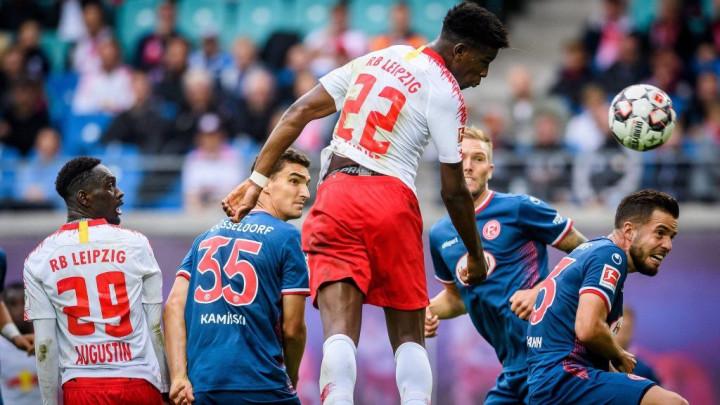 Leipzig se 'okliznuo' na svom terenu, Fortuna slavi prvi bod