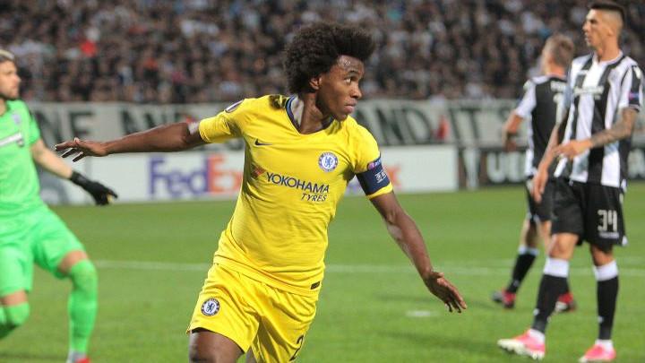 Chelsea odbio ogromnu ponudu za Williana