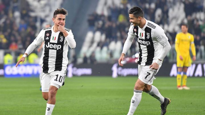 Najvatreniji navijači Juventusa ušutkivali tribinu kada je Dybala zabio gol