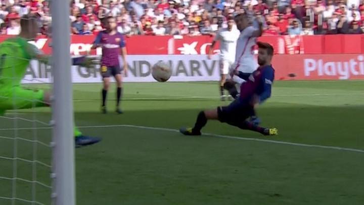 Škripi u odbrani Barce: Sjajna Sevilla ponovo vodi