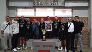 STK Mostar po šesti put u zadnjih sedam godina osvajač duple krune