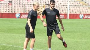 Nermin Hajdarević napušta Čelik i ide na posudbu u Shkupi?