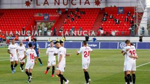 Sevilla i Roma 5. ili 6. augusta na neutralnom terenu